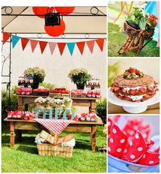Garden Picnic Party with Lots of Really Cute Ideas via Kara's Party Ideas | KarasPartyIdeas.com #PicnicParty #PartyIdeas #Supplies (1)