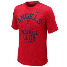 Los Angeles Angels of Anaheim Cooperstown Vintage T-Shirt by Nike