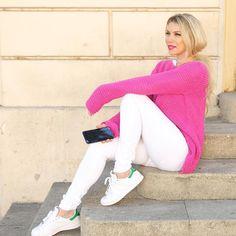 Zhanna Bianca White Jeans, Casual, Pants, Dolls, Fashion, Trouser Pants, Moda, La Mode, Puppet