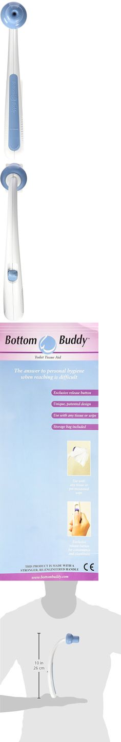 Bidet and Toilet Tissue Aids: Bottom Buddy Toilet Tissue Aid By Hygien Ease Technologies -> BUY IT NOW ONLY: $45.62 on eBay!