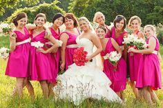 beautiful shot of girls by bobbi & mike photography Wedding Photography Inspiration, Photography Tips, Wedding Inspiration, Wedding Ideas, Bridesmaids, Bridesmaid Dresses, Wedding Dresses, Wedding Couples, Wedding Photos