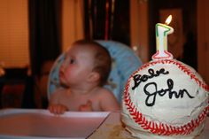 sports themed first birthday party | Filed under 1st Birthday , Birthday , Blog · Tagged with 1st Birthday