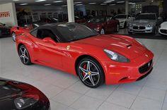 2012 Ferrari California (Stock# 182583)