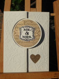 Circle Thinlet Flip Card - Front