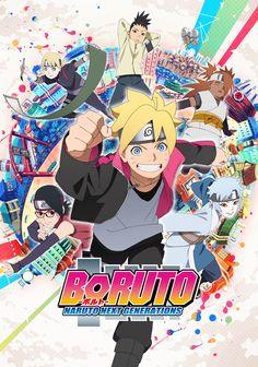 Segunda imagen promocional oficial del Anime Boruto: Naruto Next Generations.
