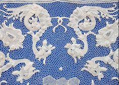 Merletto di Orvieto: Italian Crochet Lace
