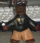My NCIS bear!