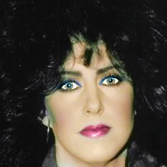 Punk Grace She says she hated the big 80s shoulder pads and the like, but this is my favorite Grace Slick era.