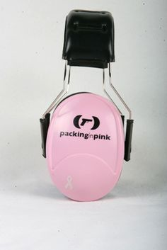 pink-ear-muffs-gun-holsters. My old ear gear just gave up the ghost, might have to look into these!!