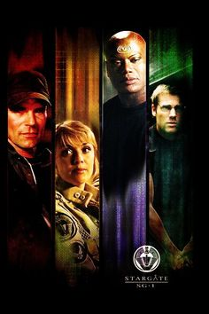 A nice Stargate SG1 Poster. :)