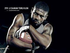 LaDainian Tomlinson -- from Waco