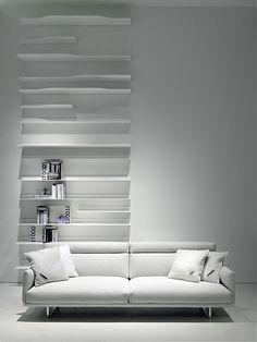Półki / shelves /  MDF Italia / Showroom Store