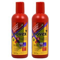 Novex Brazilian Max Keratin Concentrated Reconstruction Hair Food 8.4oz / 250ml 'Pack of 2' -- Click image to review more details.