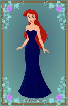 Ariel as Giselle 4