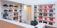 Fashionphile Beverly Hills Showroom