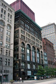Chicago Fine Arts Building | by Wally Gobetz, via Flickr | http://en.wikipedia.org/wiki/Historic_Michigan_Boulevard_District