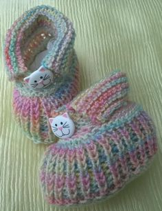 Kaschmir Baby Schühchen