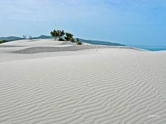 La spiaggia di Porto Pino, in Sardegna: un vero capolavoro della natura