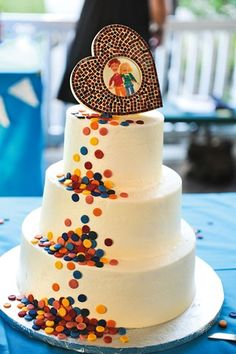 This is cool!!  Fun Fair Wedding Ideas (BridesMagazine.co.uk)