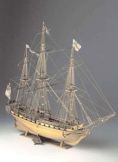 Corel HMS Unicorn 18th Century Frigate 1:75 Scale Model Ship Kit - available from Hobbies, the UK's favourite online hobby store! www.alwayshobbies.com