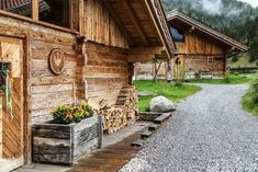Chalet resort LaPosch, nestled between the ski resorts of Ehrwald and Lermoos.