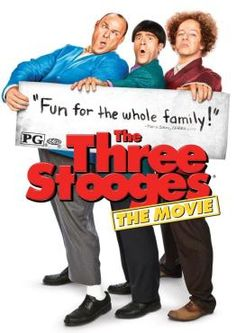 Left on the doorstep of an orphanage run by nuns, newborns Moe, Larry and Curly grow up finger-poking, nyuk-nyuk-nyuking and woo-woo-wooing their way to uncharted levels of knuckleheaded misadventure. Now, out to save their childhood home, only The Three Stooges could become embroiled in an oddball murder plot while stumbling into starring roles in a phenomenally successful TV reality show