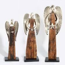 Bildergebnis für skulptur holz metall