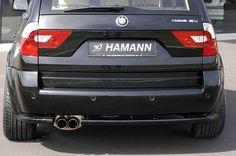 BMW Body Kit - Hamann Body Kit for BMW X3 E83 | X3 | BMW | Aerodynamics