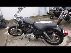 2006 Harley Sportster Superlow XL1200L U4844 Used Motorcycles For Sale, Used Motorbikes For Sale