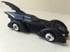 Batimóvil  Batman Forever Hotwheels