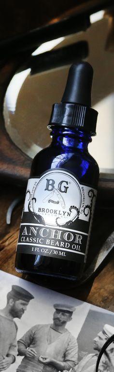 Anchor Beard Oil By Brooklyn Grooming