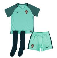 Portugal Away Shirt 2016/2017 - Kid