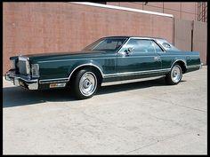 1978 Lincoln Mark V  460/215 HP, Automatic  #MecumINDY