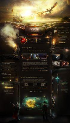 Ultima Online by zygat3r.deviantart.com on @deviantART