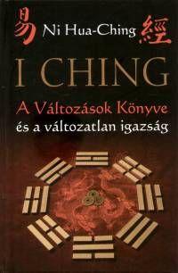 A I Ching egy olyan ősi könyv, amely megismertet bennünket a természet, az emberi társadalom és az egyének életének változásaival és a változatlan, örök igazsággal. A régi idők szellemi mesterei a I Chinghez fordultak útmutatásért. Lassanként áItalános, az egyes élethelyzetekben hasznosnak és hatékonynak bizonyuló útmutatások körvonalazódtak, mivel a I Ching a szellem természetes fogékonyságának elvére alapult, külsőleg és belsőleg egyaránt. Rejtett szellemi szintjei szinte vég nélküliek…