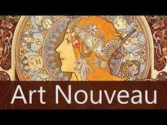 Resultado de imagen para art nouveau