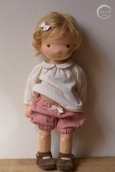 JADE, Natural Fibre Art Doll, Waldorf Doll by Waldorfdollshop, OOAK - Source by dorotheekomanns - Bjd Doll, Blythe Dolls, Doll Toys, Girl Dolls, Baby Dolls, Fabric Toys, Paper Toys, Sewing Dolls, Doll Tutorial