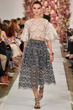 Oscar de la Renta İlkbahar 2015 Hazır Giyim | Queen.Mark