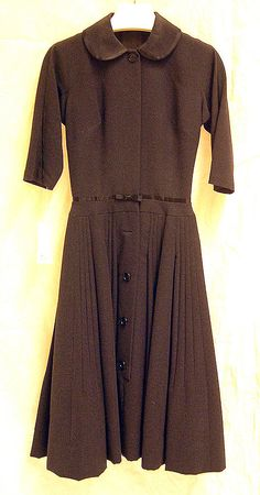 Day Dress by James Galanos (1957)