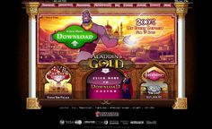 Striking offer at Aladdins Gold Casino. $/£/€15 free no deposit welcome bonus >> jackpotcity.co/r/34.aspx