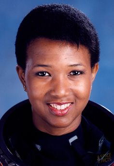 Mae Carol Jemison became the first woman of recent African ancestry to travel in space when she went into orbit aboard the Space Shuttle Endeavour on September 12, 1992.