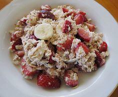 Lieblings - Müsli nach Bircher - Benner, ein sehr leckeres Rezept aus der Kategorie Frühstück. Bewertungen: 83. Durchschnitt: Ø 4,5.