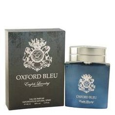 Oxford Bleu Eau De Parfum Spray By English Laundry, Launced in 2014 and created by perfumer christopher wicks. Top notes of mint, green apple and lemon. Middle notes of iris, tonka bean and geranium. Iris, Oxford, Tonka Bohne, Popular Perfumes, After Shave Lotion, Just Give Up, Perfume Collection, Parfum Spray, Smell Good