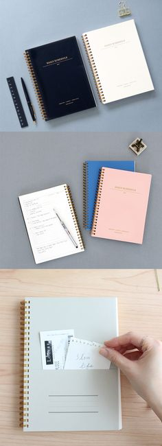 This planner will definitely help you manage your schedules in a more effective way! You will see yourself living a more time-efficient life in just half a year with the Daily Schedule Semi Year Planner!