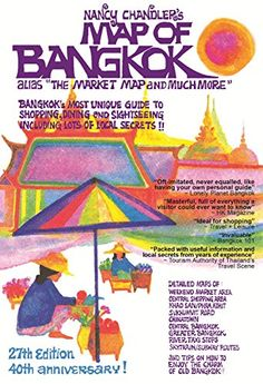 Nancy Chandler's Map of Bangkok, 27th Edition by Nima Chandler http://www.amazon.com/dp/6169046260/ref=cm_sw_r_pi_dp_FxBEvb1HH4QEV
