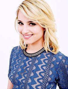 Dianna Agron from 'Bare' appears at the 2015 Tribeca Film Festival Getty Images Studio on April 20, 2015 in New York City