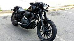 Yamaha Star Bolt XV950 Custom