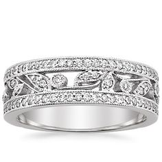 18K+White+Gold+Flora+Ring+from+Brilliant+Earth