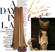"""""""Trendy cookie: Alexander McQueen in gold"""" by andreayhitomi on Polyvore"""