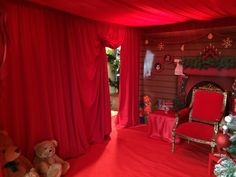Draping Bliss work nationwide supplying beautiful draping and venue decor to all of the event and wedding industry. Christmas Grotto Ideas, Christmas Fair Ideas, Christmas Photos, All Things Christmas, Christmas Fun, Christmas Crafts, Christmas Decorations, Christmas Wonderland, Christmas Photography